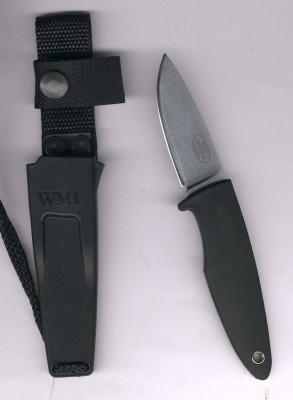 Fällkniven WM1 Zytel Neckknife Gürtelmesser