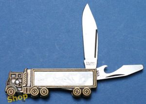 Colonial LKW Novelty Messer