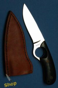 Alan Schrock River Queen Knife