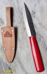 Hubertus  Wurfmesser 60203R101 roter Griff klein