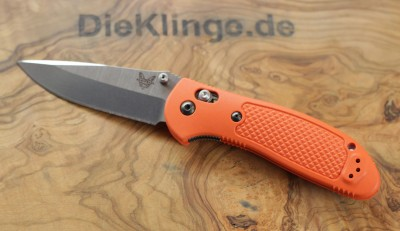 Benchmade 551 Griptilian 551-ORG-S30V Orange