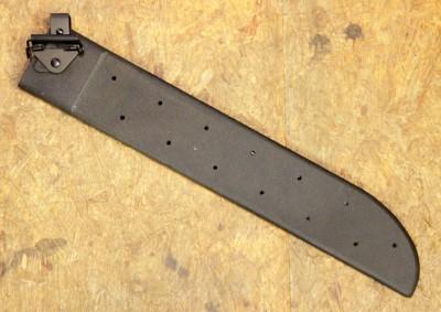 Ontario Scheide aus Kunststoff für die 18  Machete, schwarz