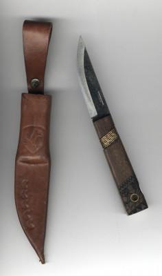 Condor CTK2812-3.2HC Indigenous Puuko Knife small