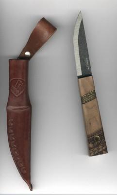 Condor CTK2811-3.9HC Indigenous Puuko Knife large