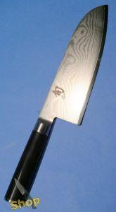 Kai Shun Wide Santoku DM 0717 breite Klinge