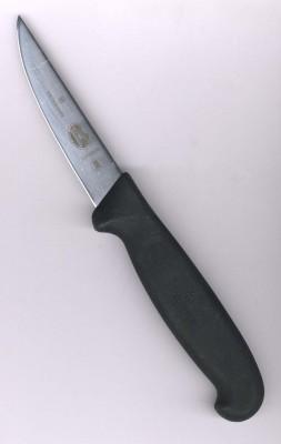 Victorinox Kleintiermesser 5.5103.10 Fibrox Griff schwarz