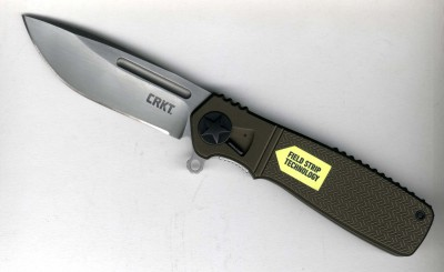 CRKT Columbia River Homefront Fieldstrip