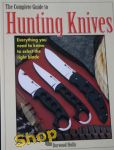The Complete Guide to Hunting Knives, Messer Buch
