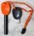 Swedish Firesteel 2.0 Army mit Kunststoffgriff Orange