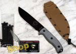 Rat Cutlery RC Knives RC 6 serrated RC6S