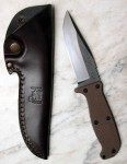 Eickhorn German Expedition Knife GEK EDC braun massiv