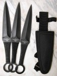 The Expendables Kunai Throwers Filmmesser Wurfmesser Set