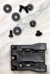 Bladetech Tek-Lok klein Befestigungsclip für Messerscheiden