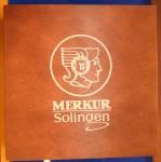 Merkur Geschenkschatulle Komplettset