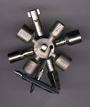 Knipex Twinkey Hausmeisterschlüssel Architektenschlüssel Schrankschlüssel